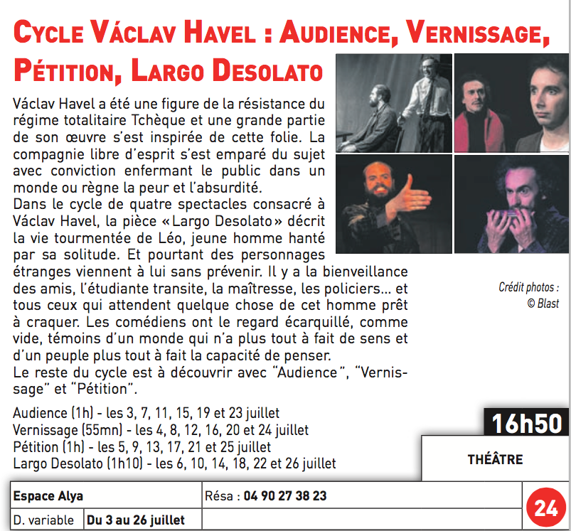 critique-Cycle_Havel-Vaucluse_matin_2015