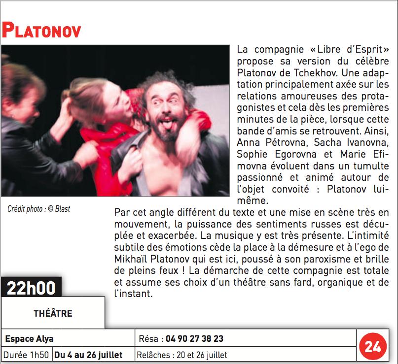 critique-Platonov-Vaucluse_matin_2015