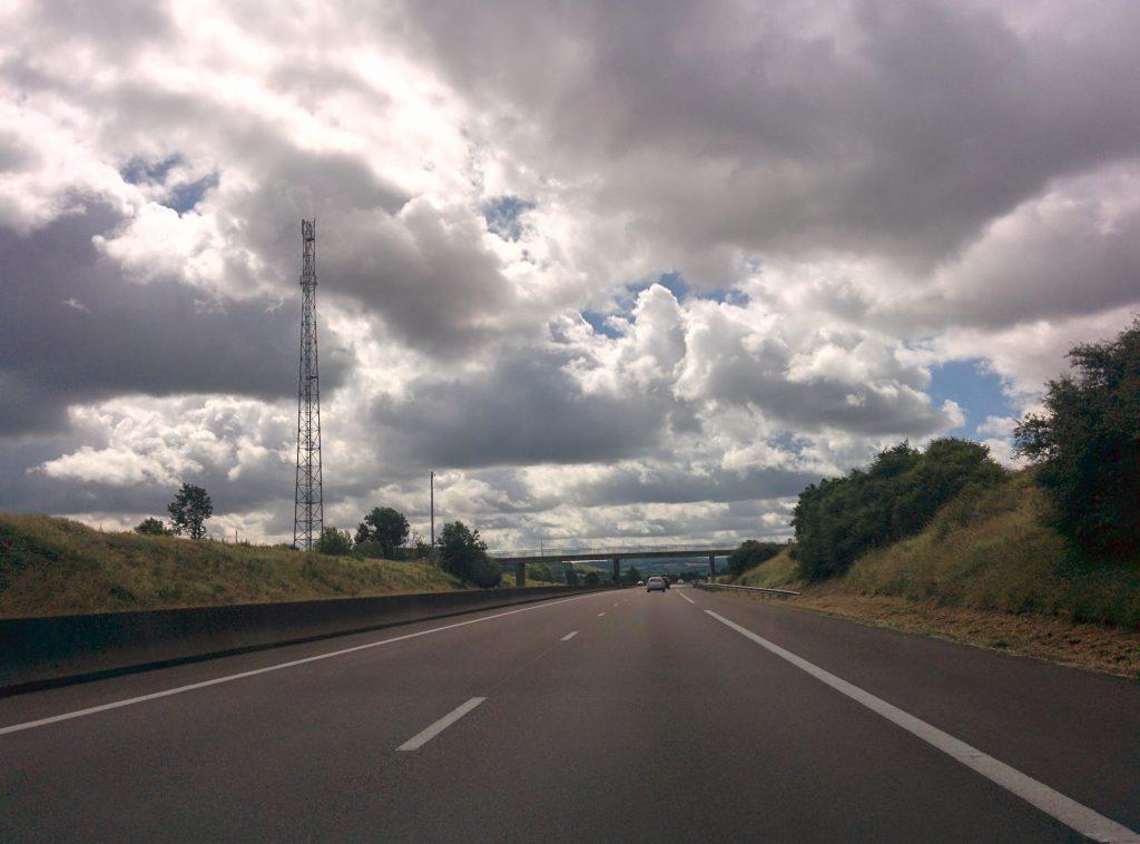 direction Avignon!