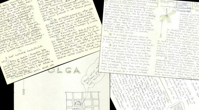 <em>Lettres à Olga</em> au Centre culturel tchèque de Paris