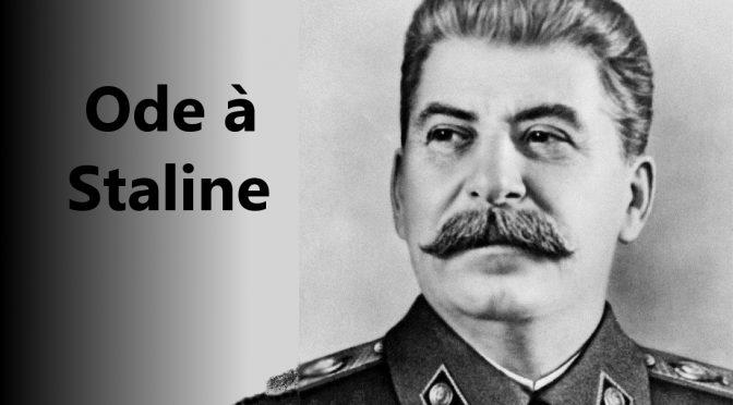 <em>Ode à Staline</em> au Centre Tchèque – lectures croisées