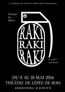 Raki Épée de bois mai 2014